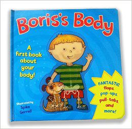 Boris's Body: A first body book