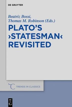 Plato's >Statesman< Revisited