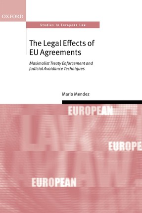The Legal Effects of EU Agreements