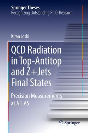 QCD Radiation in Top-Antitop and Z+Jets Final States