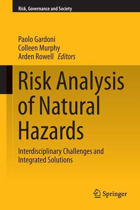 Risk Analysis of Natural Hazards