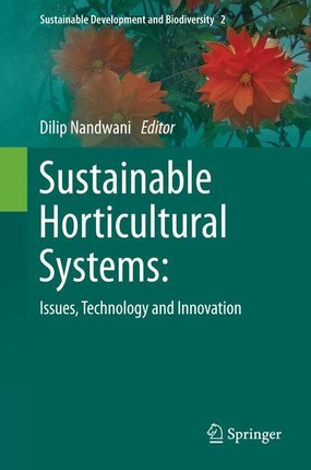 Sustainable Horticultural Systems: