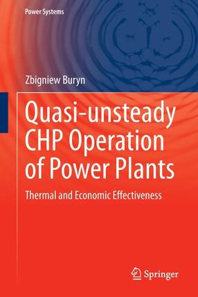 Quasi-unsteady CHP Operation of Power Plants