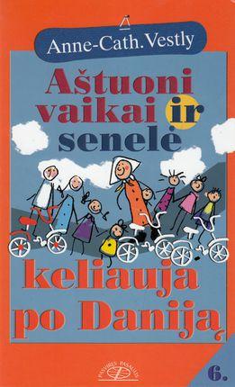 Aštuoni vaikai ir senelė keliauja po Daniją