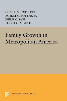 Family Growth in Metropolitan America