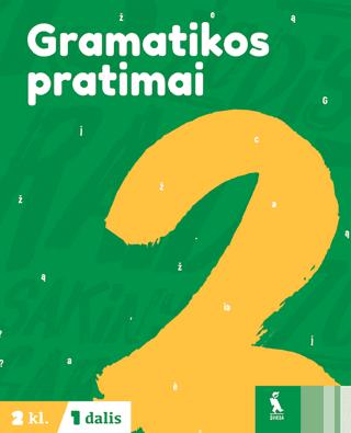 Gramatikos pratimai 2 klasei (1 dalis)