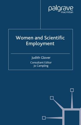 Women and Scientific Employment