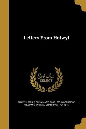 LETTERS FROM HOFWYL