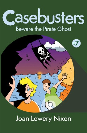 Beware the Pirate Ghost