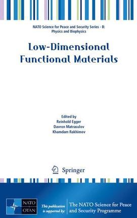 Low-Dimensional Functional Materials