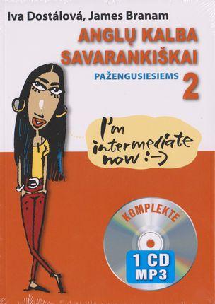 Anglų kalba savarankiškai pažengusiems 2 (su CD disku)