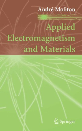 Applied Electromagnetism and Materials