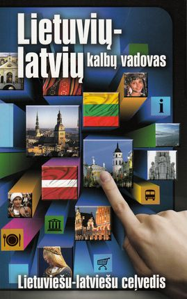 Lietuvių-latvių kalbų vadovas