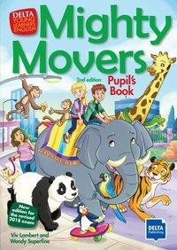 Mighty Movers 2nd edition. Pupil's Book