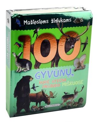100 gyvūnų, kurie gyvena pasaulio miškuose