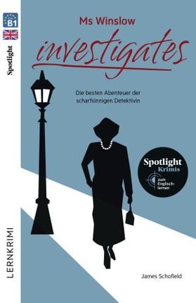 Ms Winslow investigates: Die besten Abenteuer der scharfsinnigen Detektivin