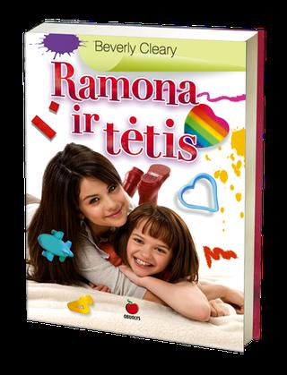 Ramona ir tėtis (knyga su defektais)