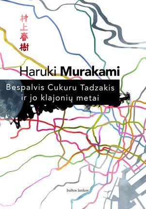 Bespalvis Cukuru Tadzakis ir jo klajonių metai (minkšti viršeliai)