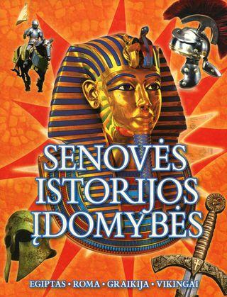 Senovės istorijos įdomybės: Egiptas, Roma, Graikija, vikingai