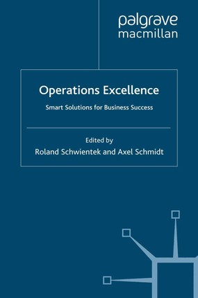 Operations Excellence