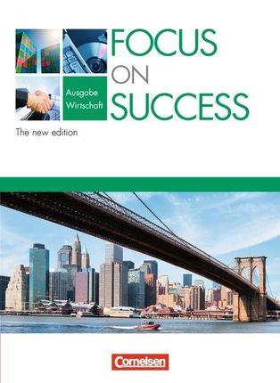 Focus on Success - Schülerbuch - Wirtschaft - The New Edition
