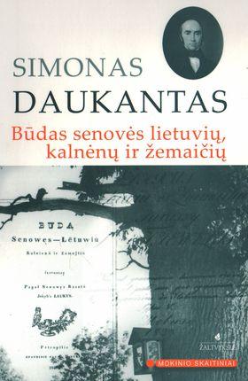 Būdas senovės lietuvių, kalnėnų ir žemaičių