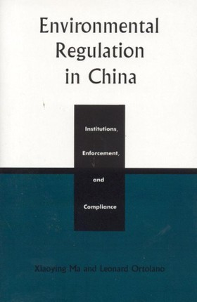 Environmental Regulation in China