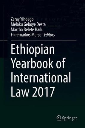 Ethiopian Yearbook of International Law 2017