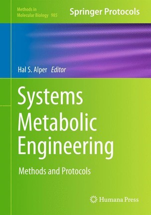 Systems Metabolic Engineering
