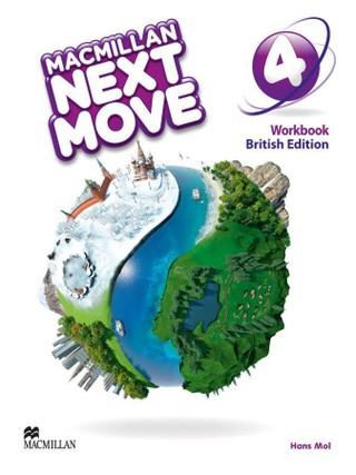 Macmillan Next Move 4. British Edition / Workbook