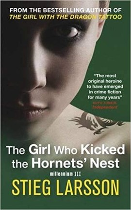 The Girl Who Kicked the Hornets' Nest (2010)