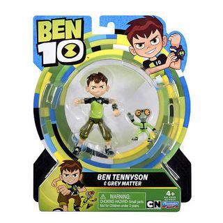 BEN10 figūrėlės Benas ir ateivis, 76101
