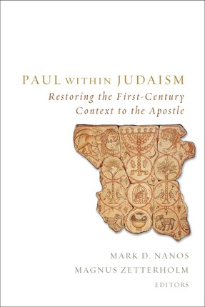 Paul within Judaism