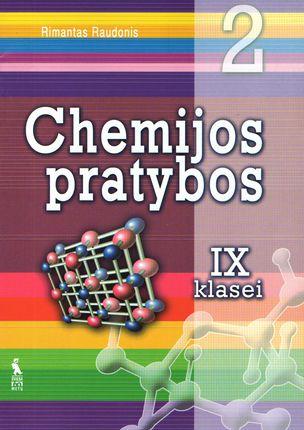 Chemija 9 klasės pratybų sąsiuvinis Nr.2