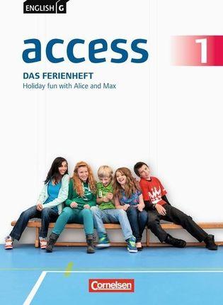 English G Access 01: 5. Schuljahr. Das Ferienheft