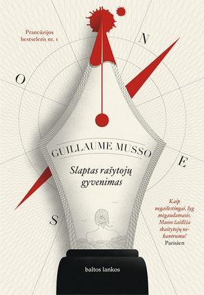 SLAPTAS RAŠYTOJŲ GYVENIMAS: populiariosios literatūros fenomenu vadinamo rašytojo romanas