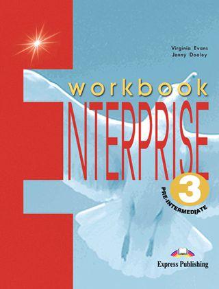 Enterprise 3. Workbook. Anglų kalbos pratybų sąsiuvinis