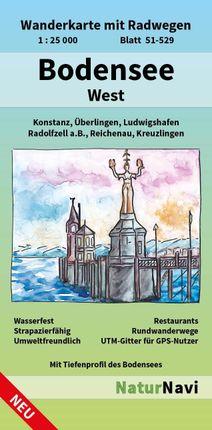 Bodensee West 1 : 25 000, Blatt 51-529
