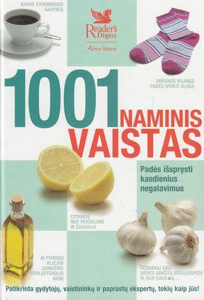 1001 naminis vaistas