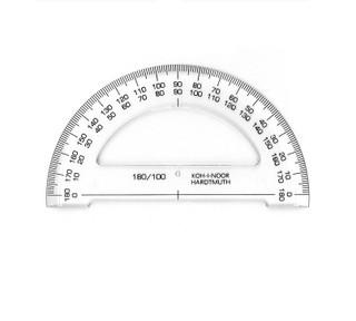 Matlankis KOH-I-NOOR 180/100 skaidrus