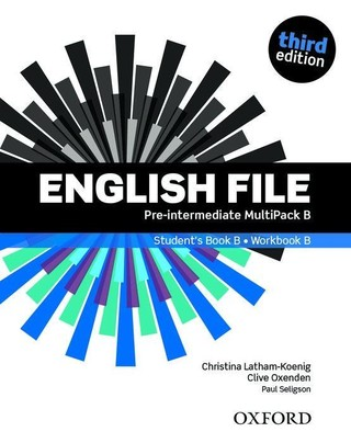 English File: Pre-intermediate. MultiPACK B with iTutor and iChecker
