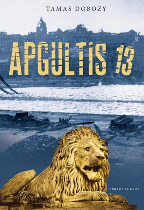 Apgultis 13  (knyga su defektais)