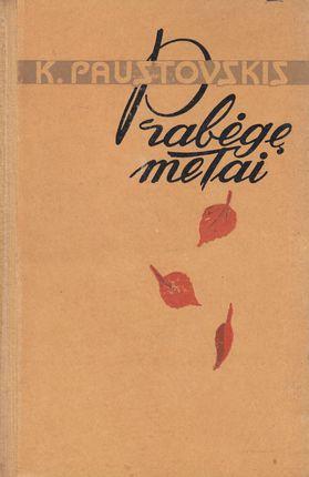 Prabėgę metai (1959)