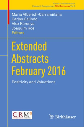 Extended Abstracts February 2016