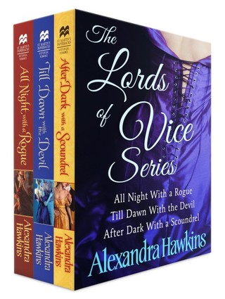 The Lords of Vice Series, Books 1-3