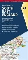 Road Map Britain 3 South East England 1: 250 000