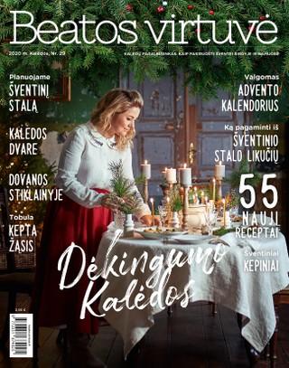 Beatos virtuvė. Žurnalas. 2020 m. Kalėdos Nr. 29