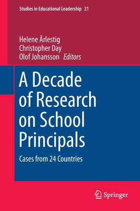 A Decade of Research on School Principals