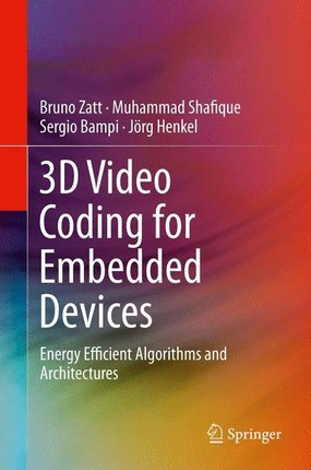 3D Video Coding for Embedded Devices