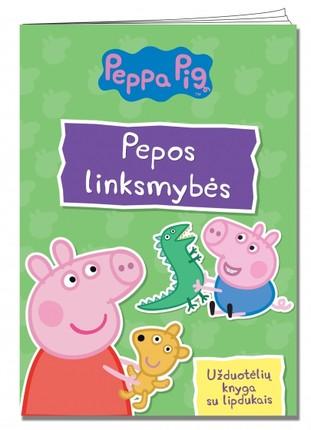 Peppa Pig. Kiaulytė Pepa. Pepos linksmybės